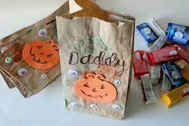 to u0026 fro baby u0027s first halloween treat bag diy
