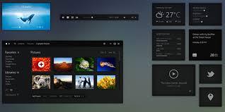 windows 8 designs metro user interface description and web design exles designmodo