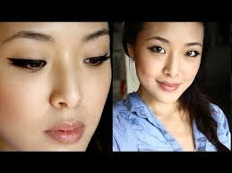 liquid eyeliner tutorial asian perfect winged eyeliner basic gel liner tutorial youtube