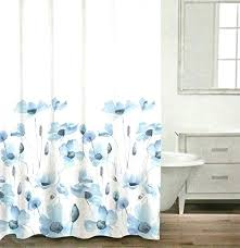 Best Fabric For Curtains Inspiration Blue Shower Curtain Torhd Club