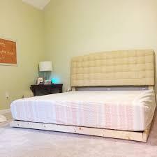 Diy Bed Frame Forever Fireflying Diy Industrial Wood Bed Frame