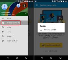 cast extension android how to kodi to chromecast from android or pc beebom