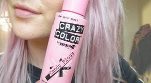 pastel pink mermaid hair with crazy color jasmine mcrae uk