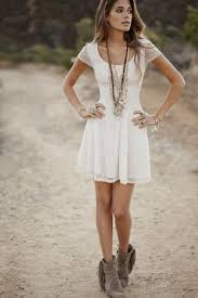 country white lace sundress naf dresses