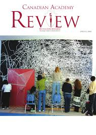 ca review spring 08 by canadian academy issuu