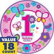 1st birthday girl 1st birthday themes for boys party city