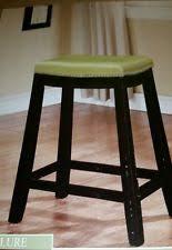 hammary hidden treasures 24 in woven backless counter transitional fabric bar stools ebay
