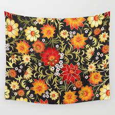shabby flowers shabby flowers 21 wall tapestry by julianarw society6