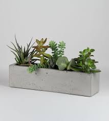 concrete windowsill planter home garden u0026 patio roughfusion