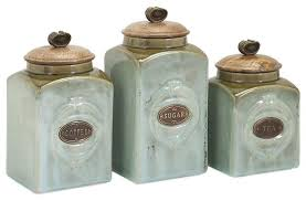 kitchen canister set ceramic kitchen canister sets ceramic vintage large inspiration for your