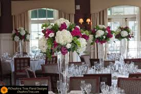 Glass Vases For Weddings Salem Golf Club Wedding Flowers Tricia And Sean Cheshire Tree