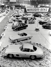 history of the mercedes mercedes 190sl history