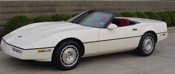 1986 corvette review the 1986 chevrolet corvette c4 production statistics facts trivia