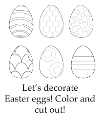 easter cut and paste printables u2013 happy easter 2017