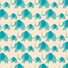 gift paper wrap 5 sheets of elvis the elephant wrapping paper dotcomgiftshop