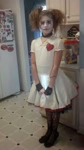 Voodoo Doll Halloween Costume Voodoo Doll Halloween Costume Idea Party