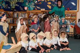 dunannie nursery christmas play bedales
