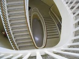 spiral stairway inside gilman hall picture of the johns hopkins