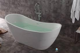 Composite Bathtubs K37 Bathtub Factory Stone Resin Bath Tub Composite Bathtub