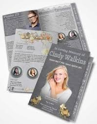 Make Funeral Programs 139 Best Funeral Program Templates Thank You Cards Images On