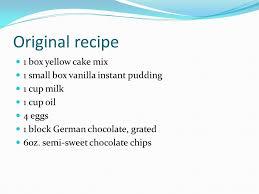 caleb trent and blake tharpe original recipe 1 box yellow cake