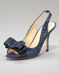 wedding shoes kate spade kate spade sparkle blue pumps a realistic wedding