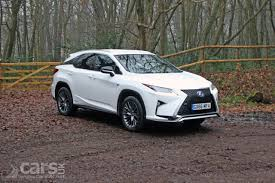 lexus car 2017 lexus rx 450h f sport review 2017 cars uk