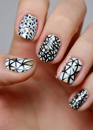 striping nail art images nail art designs