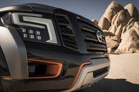 Nissan Titan Concept Nissan Unveils The Titan Warrior An Off Roading Concept With