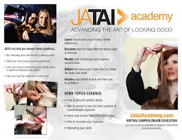 jatai academy advancing the art of looking good