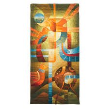 Where To Get Cheap Tapestry Buy Hand Woven Tapestries By Maximo Laura Peruvian Tapestry Art