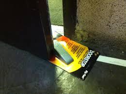 funny door stops pure laziness wtf