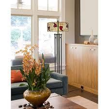 hsn tiffany style lighting dale tiffany macintosh floor l 61 8300301 hsn
