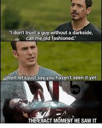 Old Fashioned Memes - i don t trust a guy without a darkside call me old fashioned