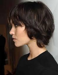 coupe cheveux d grad coupe de cheveux femme carré dégradé court salon of coupe
