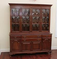 Ethan Allen Corner Cabinet by Ethan Allen
