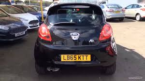 ford ka titanium black 2016 youtube