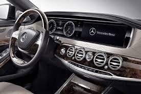 mercedes interior 2015 mercedes s600 interior photo 302254 automotive com