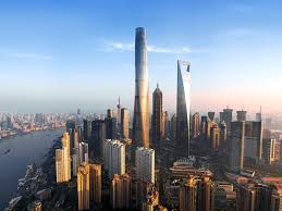 sorry willis tower but shanghai tower just kicked you out of the