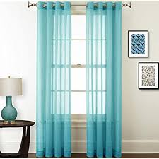 Green And Blue Curtains Light Blue And Green Modern Curtains