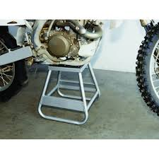 rent motocross bike amazon com dirt bike stand home u0026 kitchen