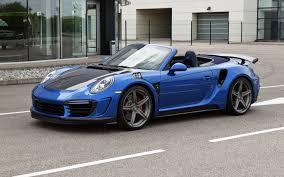 blue porsche 2017 images tuning 2017 topcar porsche 911 turbo stinger gtr 2880x1800