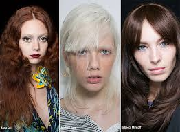hair colour for summer 2015 spring summer 2016 hairstyle trends fashionisers