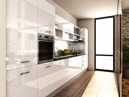 White Gloss Kitchen Cabinets by Kitchen Designs Photo Gallery Kisk Kitchens Gold Coast