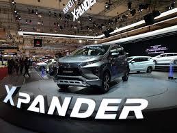 mitsubishi xpander mpv harga rp 189 05 juta spesifikasi fitur