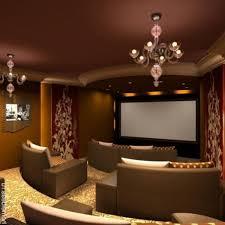 contemporary home theater design contemporary home theater idea with unique seating home theater