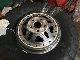 mopar beadlock wheels mounting hutchinson rock monster dot approved beadlock wheels