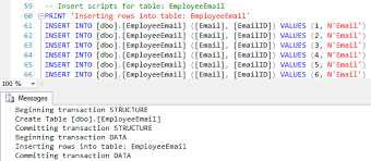 t sql insert into new table sql server bulk copy and bulk import and export techniques