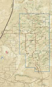 Tucson Zip Codes Map by Documents