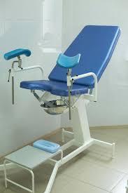 sedia ginecologica sedia s ginecologo per esame fotografia stock immagine